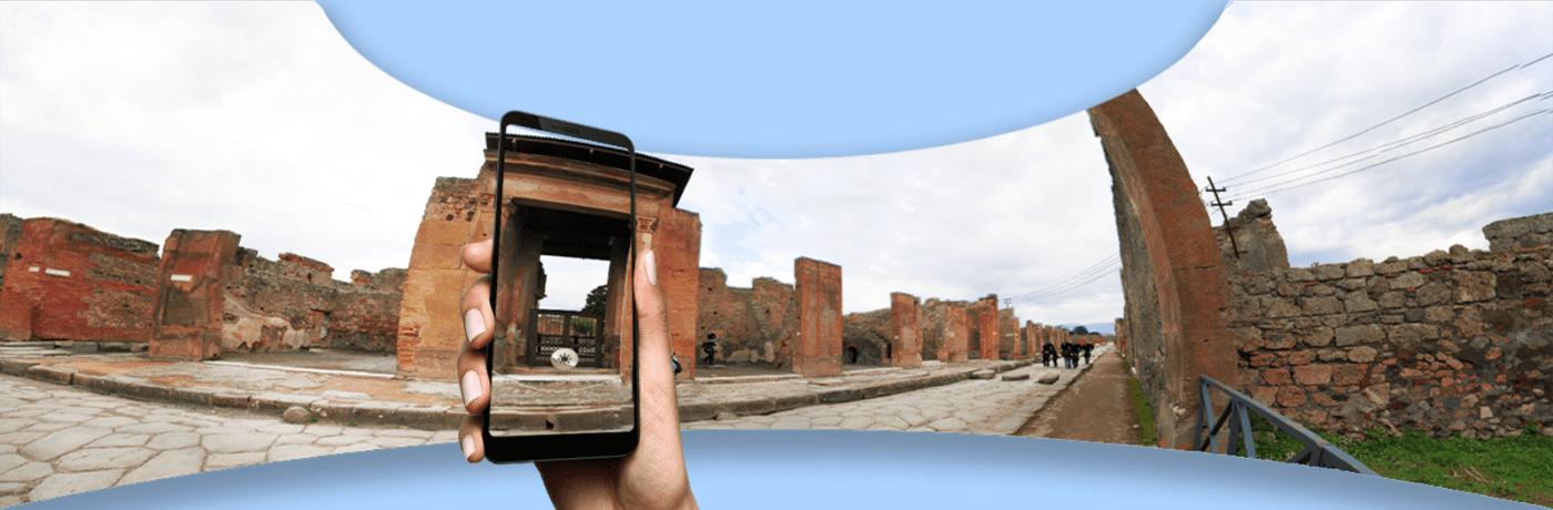Virtual Tour 3D Archaeology